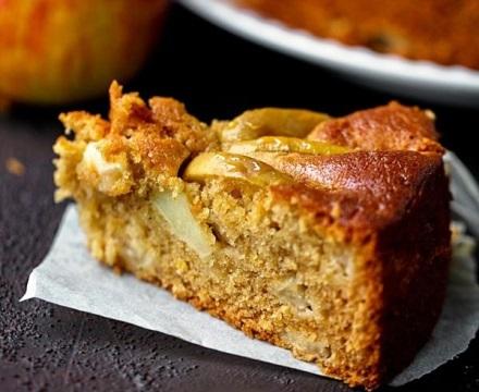 Apfel – Honig Kuchen