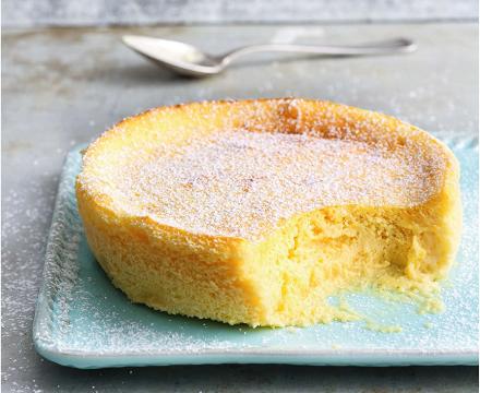 Cotton Cheesecake – leichter Käsekuchen